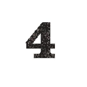 四つ目の特徴