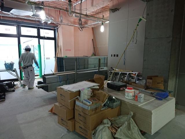 内装・解体・電気工事