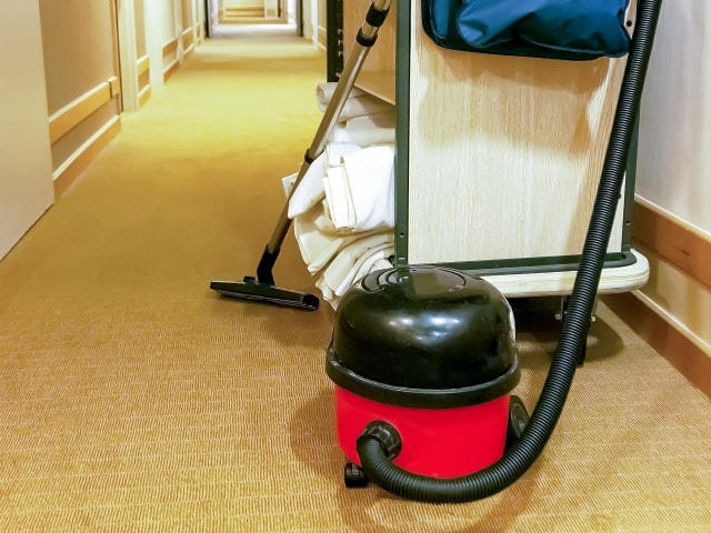 ホテル清掃
